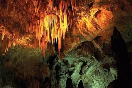 Достояние Белоруссии: пещера в Гиньково